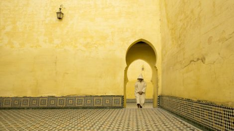 Tomb of Moulay Ismail – Meknes, Morocco
