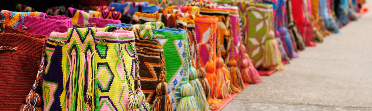Baskets - Colombia