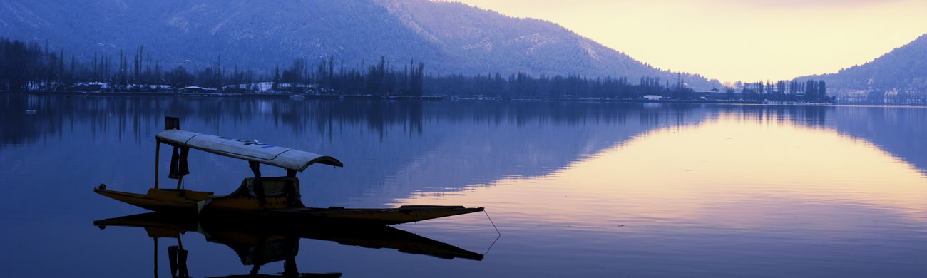 Dal Lake - Srinagar, Kashmir, India