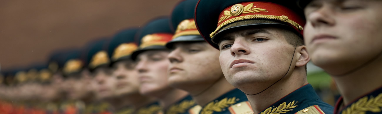 Honor Guard-Moscow, Russia