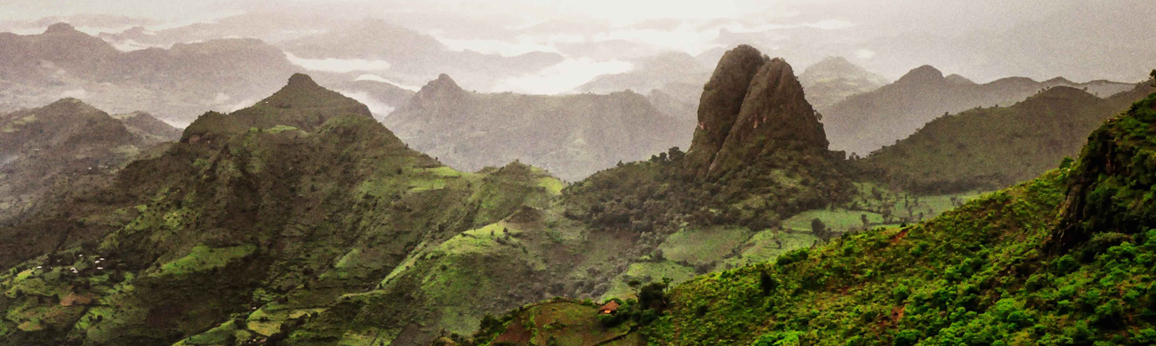 Simien Mountains - Gondar, Ethiopia