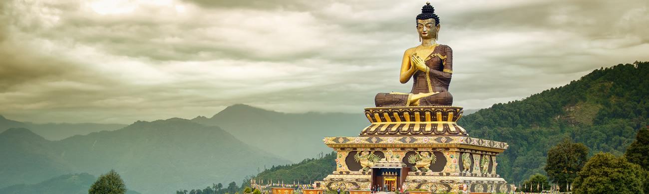 Buddha Park-Ravangla, Sikkim, India
