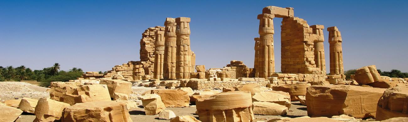 Temple of Soleb, Sudan