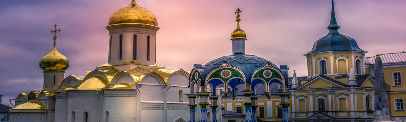 Trinity Lavra-Sergiev Posad, Russia