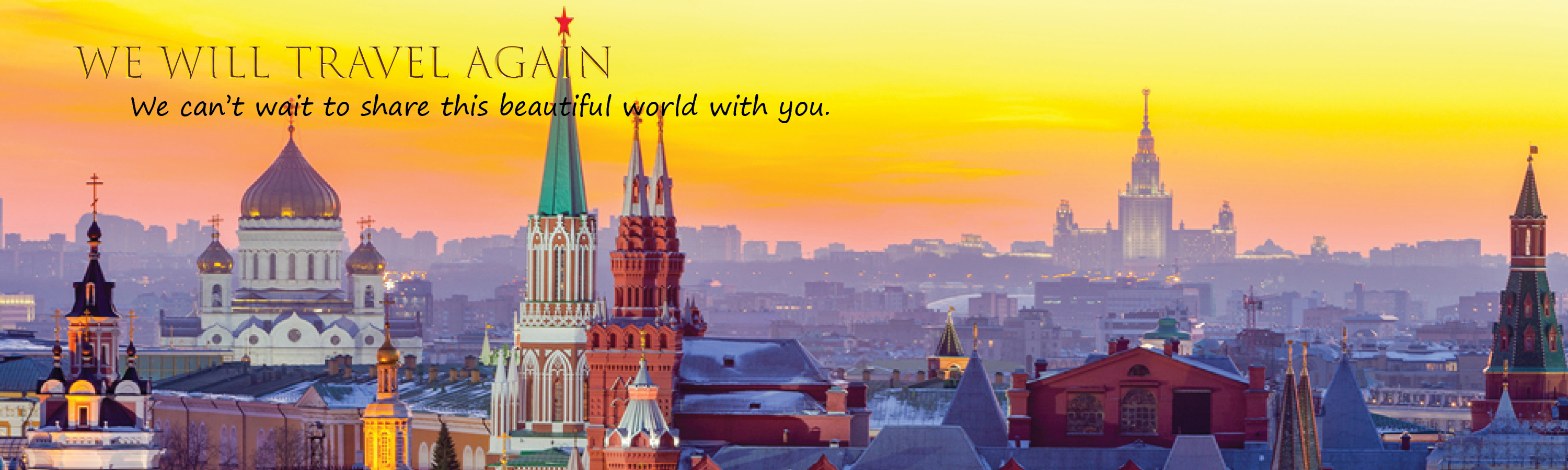 View of the Moscow Kremlin, the Cathedral of Christ the Saviour and the University. Russia
